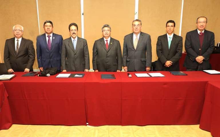 "Recibió UAT ""XXIV Reunión del Consejo Nacional de Directivos de ANFECA"""