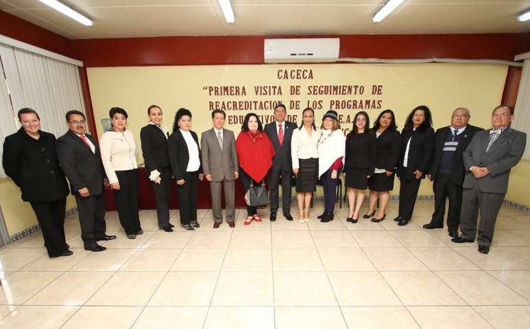 En marcha proceso de reacreditación en la Facultad de Ciencias Económico Administrativas de la UAT