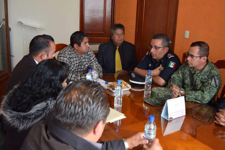 Organiza Dirección de Seguridad Pública seminario de defensa personal policial en Panotla