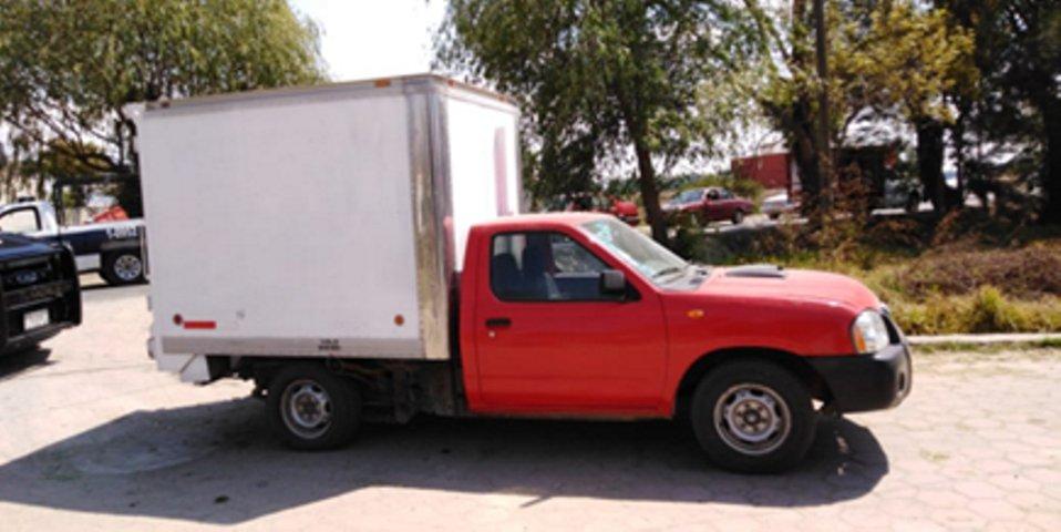 La CES recupera tres vehículos robados