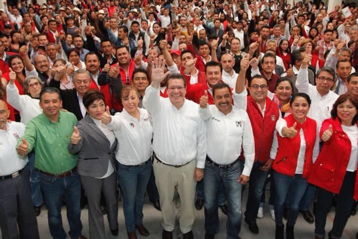 En 2018, a defender la viabilidad y futuro de México: Marco Mena