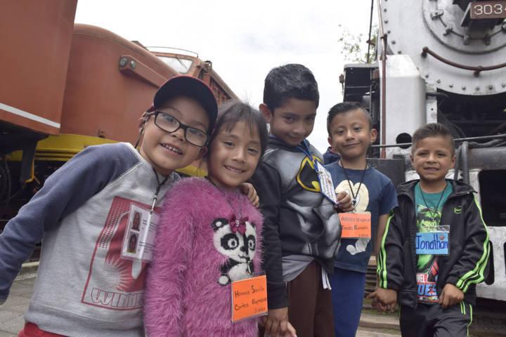 Un verano divertido viven niños en el curso de verano en Panotla
