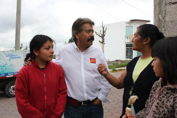 Advierte Reyes Ruiz que no permitirá otro robo electoral, como el de 2010