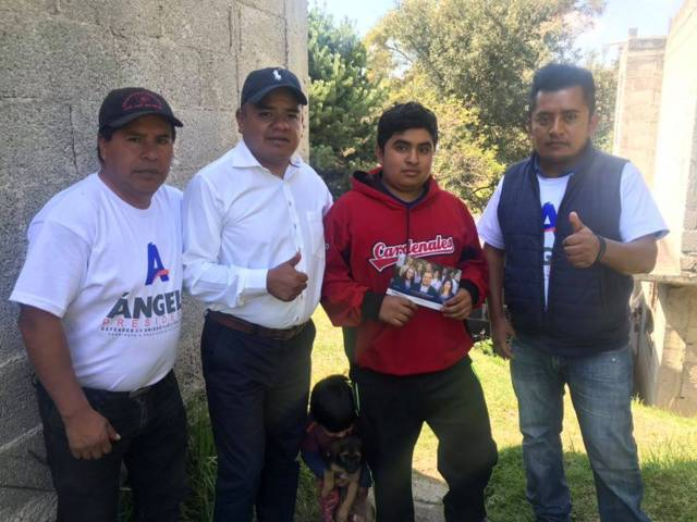 Propone Ángelo Gutierrez modernizar instalaciones del  Comité Estatal