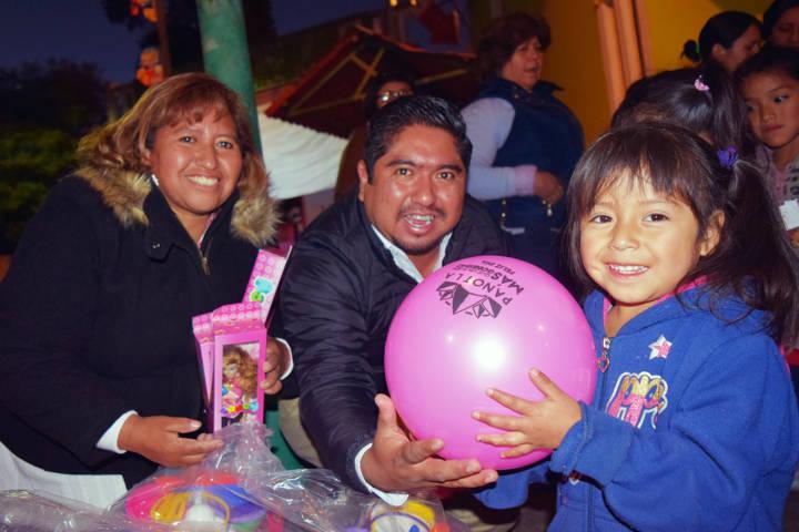 Preparan celebración por día de Reyes en Panotla