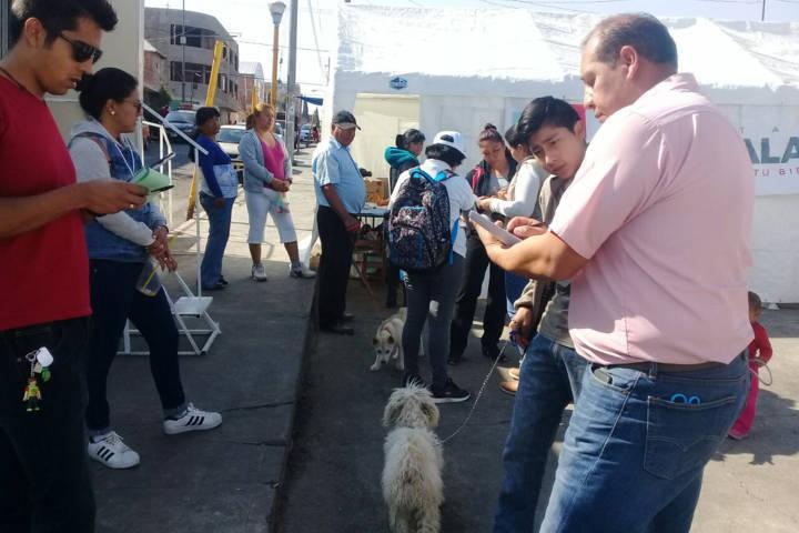 Efectuarán Jornada Médica gratuita en Acuitlapilco