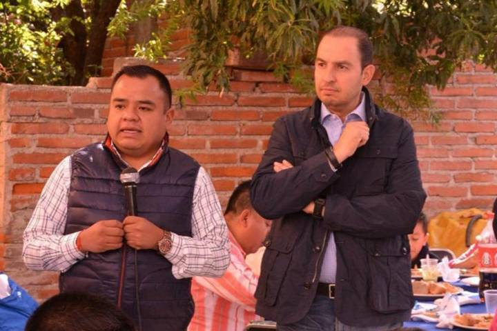 Primer objetivo cumplido, Marko Cortés Presidente: Ángelo Gutiérrez