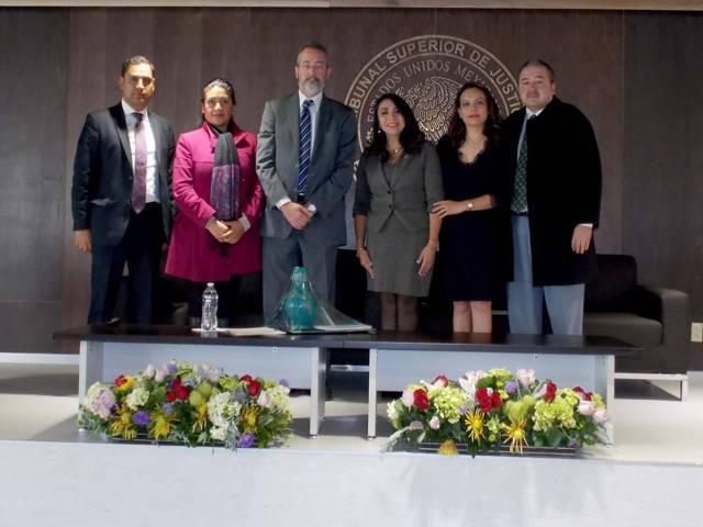Trabaja el Poder Judicial de forma proactiva en materia de transparencia: Elsa Cordero
