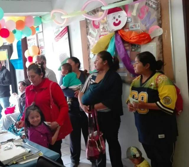 Gobierno de Tepetitla se suma a la Tercera Semana Nacional de Salud