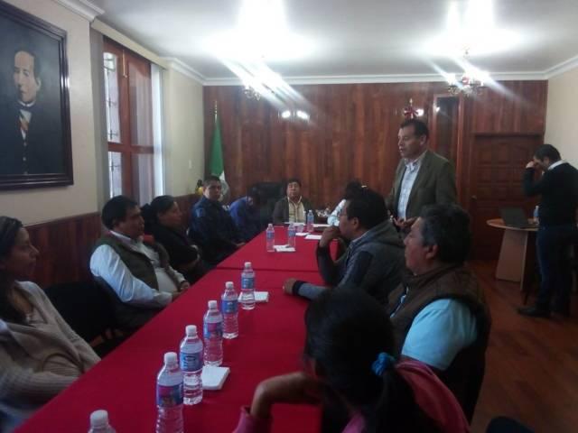 Se conforma comité de participación ciudadana