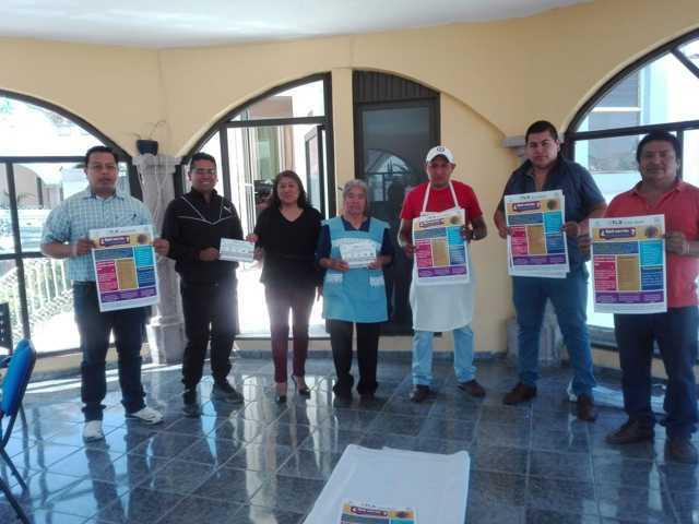 Gobierno de Tepetitla de Lardizábal, difunde información entre la población por COVID-19