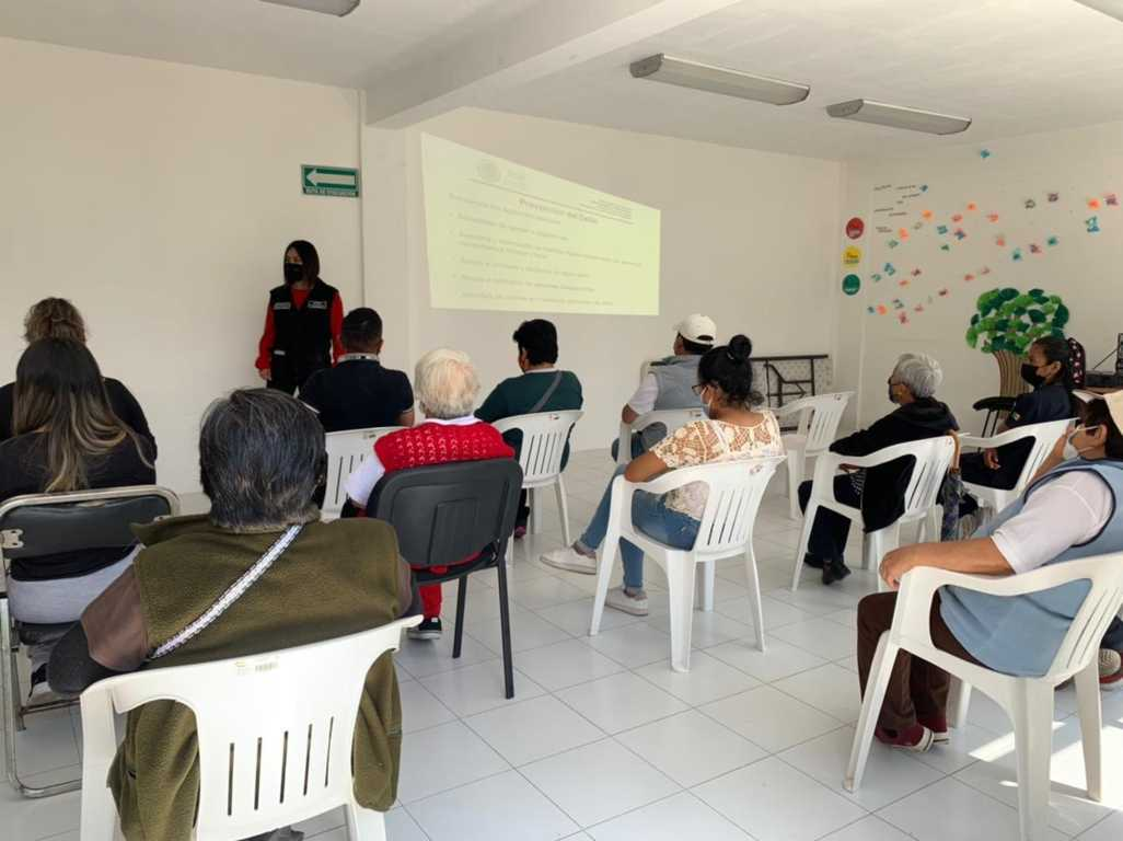 FGR en Tlaxcala imparte pláticas sobre la violencia hacia la mujer