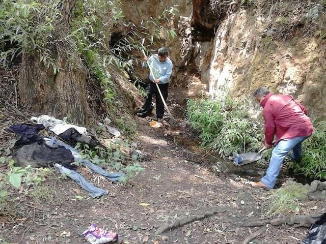 Buscan frenar deterioro ambiental de Las Cuevas en Tepeyanco