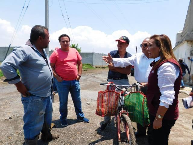 Precios de garantía y créditos ganaderos a la palabra propone Lorena