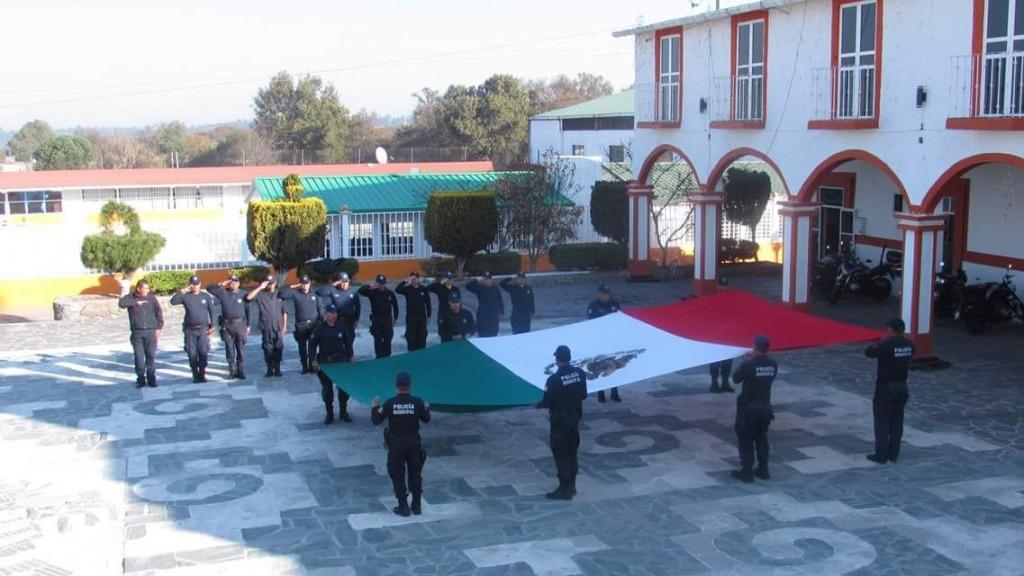 Ayuntamiento de Cuaxomulco se llena de enfermos Covid – 19