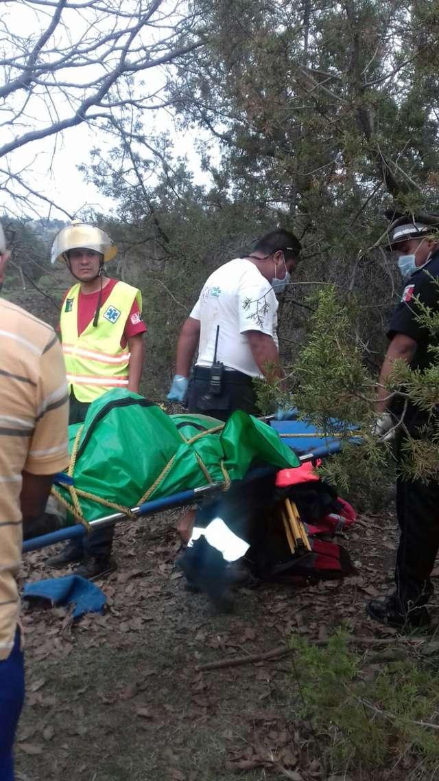 Hallan cadáver de mujer en barranca de Ixtacuixtla