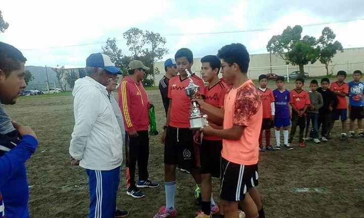 Joven tlaxcalteca se va a tercera División en Pachuca