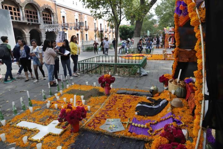 Reportan dependencias saldo blanco por celebración del Día De Muertos