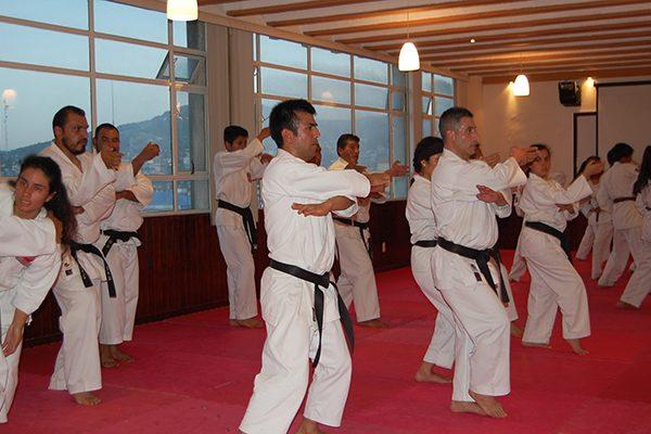 Falta impulsar el karate en Tlaxcala, refiere DT estatal de Shotokan