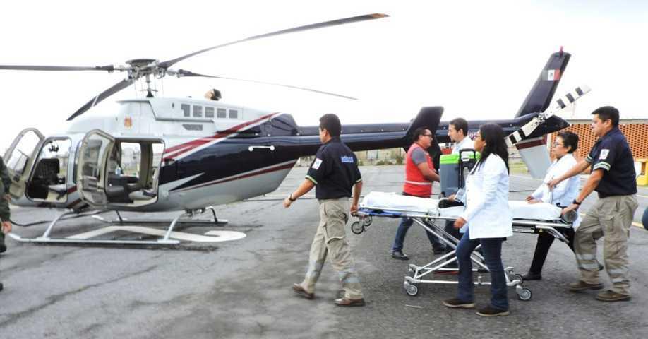 Beneficiarán a cinco pacientes pediátricos con primera procuración multiorgánica en Tlaxcala