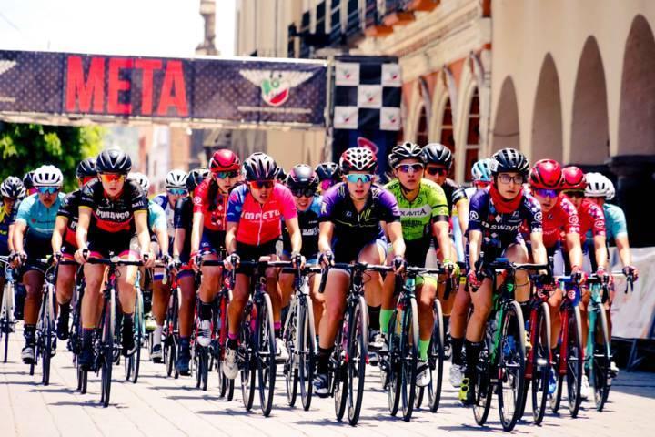 Eventos como el campeonato nacional de ciclismo engrandecen a Tlaxcala