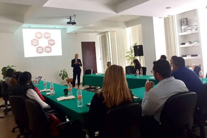 """Participan cinco organizaciones en la Segunda Etapa Del """"Premio Tlaxcala a la Competitividad 2018"""""""