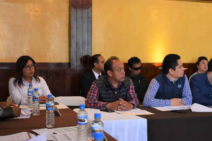 Respalda Zacatelco reunión para el Saneamiento del Zahuapan-Atoyac