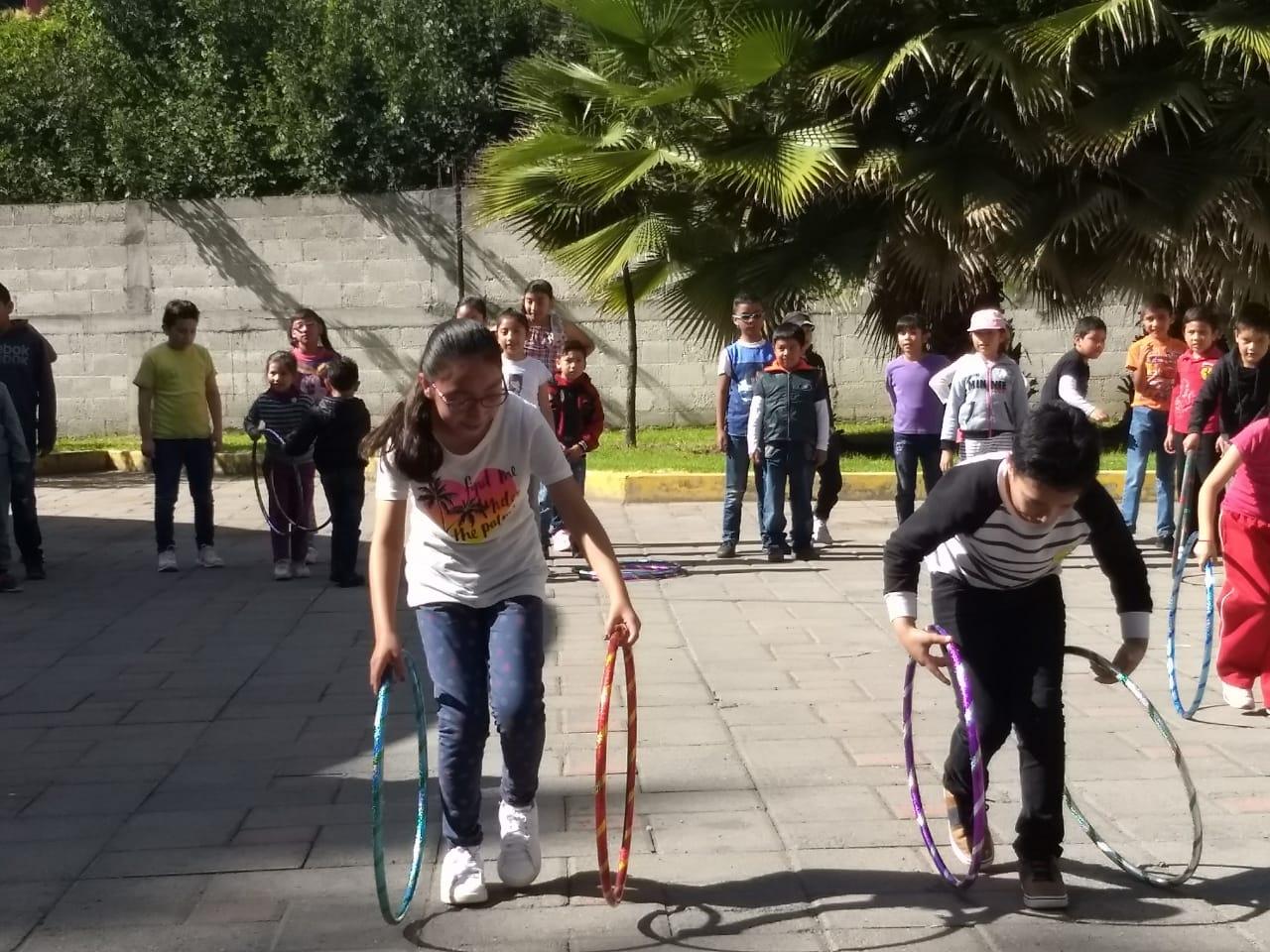 El DIF municipal de Ixtacuixtla puso en marcha los cursos de verano 2018
