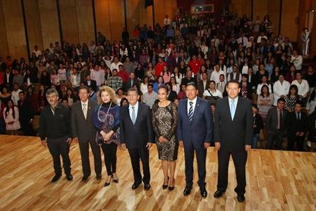 Termina en la UAT la XI Cátedra Nacional CUMex