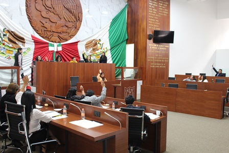 Reforman diputados reglamento interior del Poder Legislativo