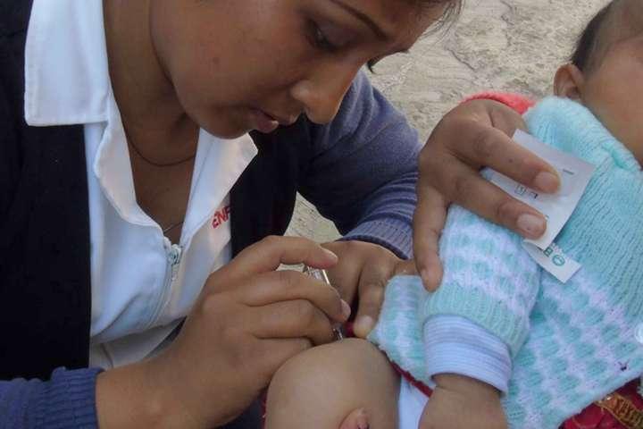 Avance de más del 80 por ciento en vacunación contra influenza