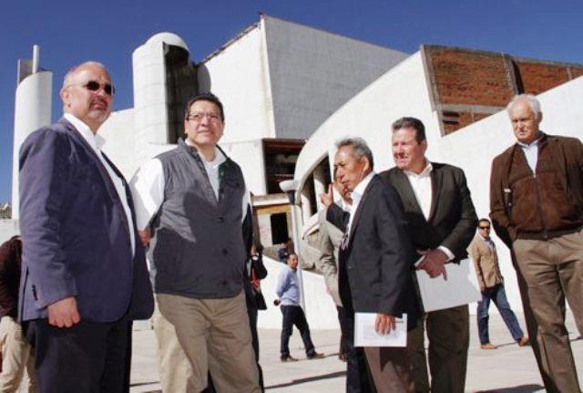 Se esfuma posibilidad que CONACYT ocupe Plaza Bicentenario