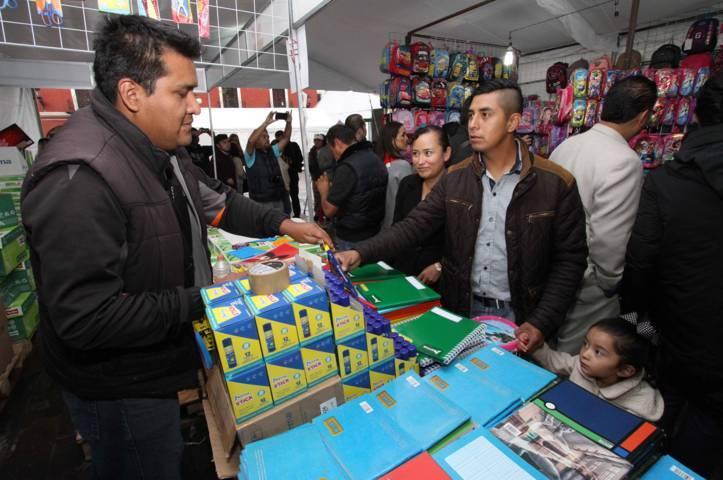"""Realiza PROFECO """"Feria De Regreso A Clases 2018"""""""