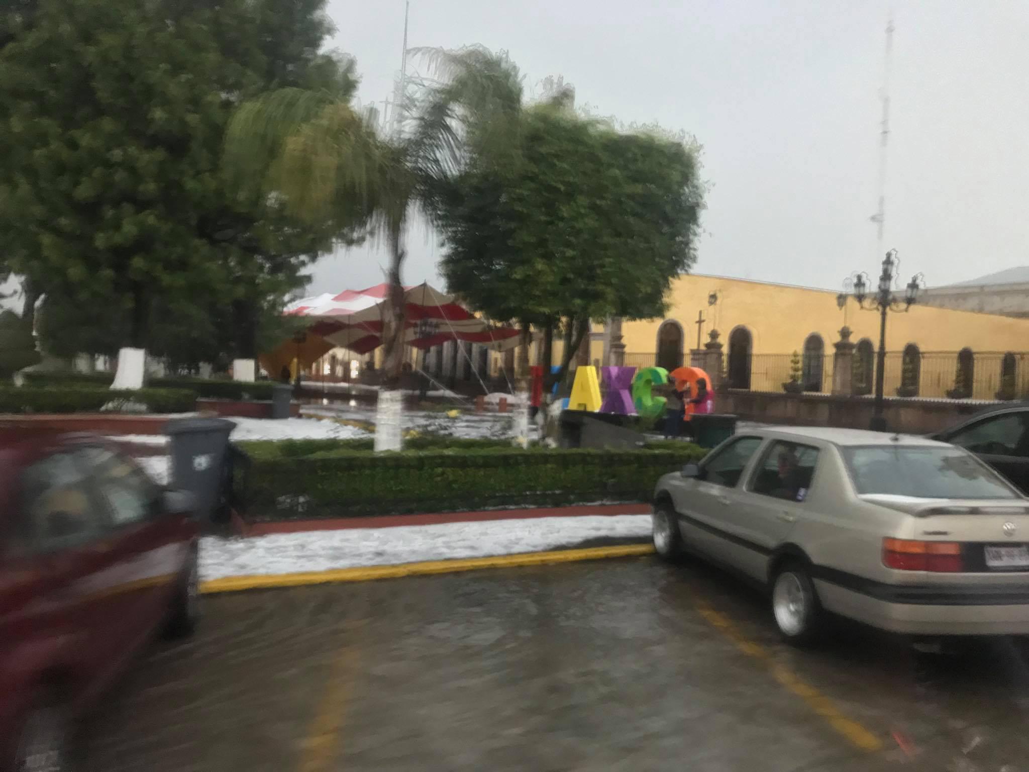 Atiende Gobierno Municipal percances de fenómeno meteorológico