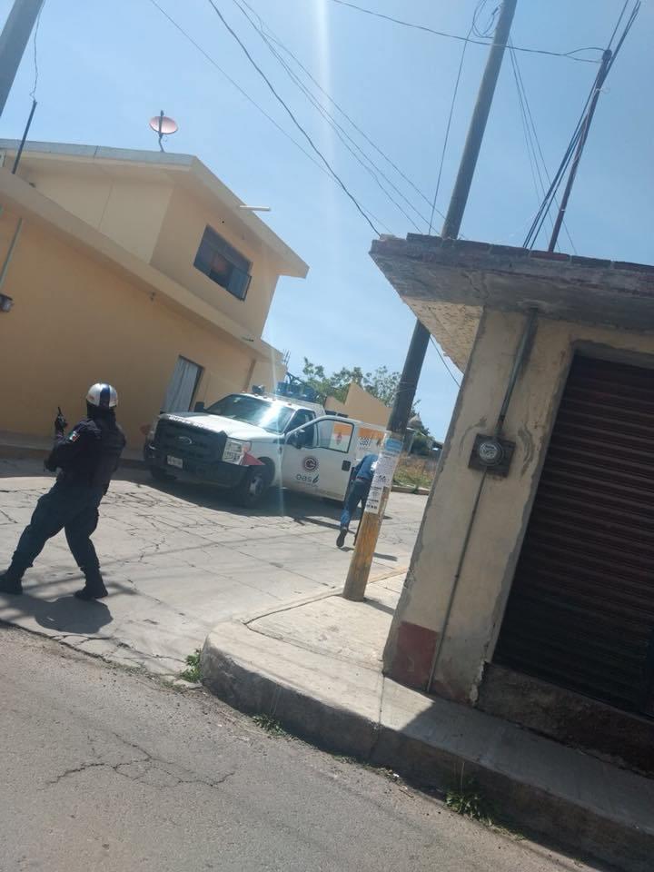 Asaltan a despachador de gas en Tzompantepec