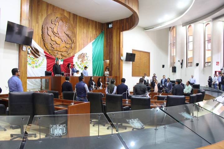 Se eligen integrantes de mesa directiva para 2do. Periodo Ordinario de Sesiones