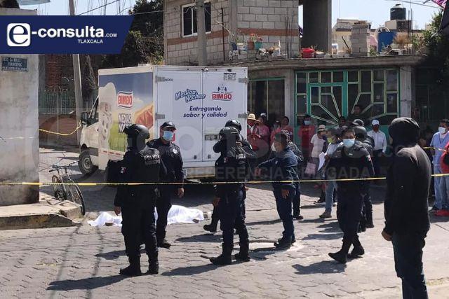 Atropellan y muere un joven en el municipio de Mazatecochco