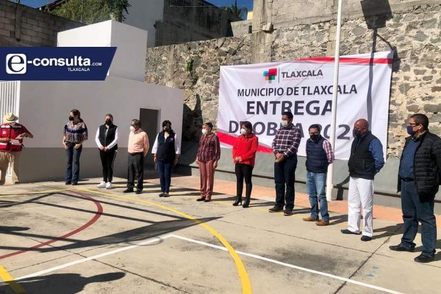 Ejecuta Anabell Ávalos obra pública en delegaciones de la capital