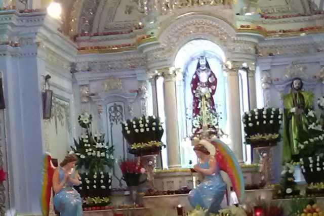 Jesús de los Tres Caminos afectado por el COVID 19 en Nativitas
