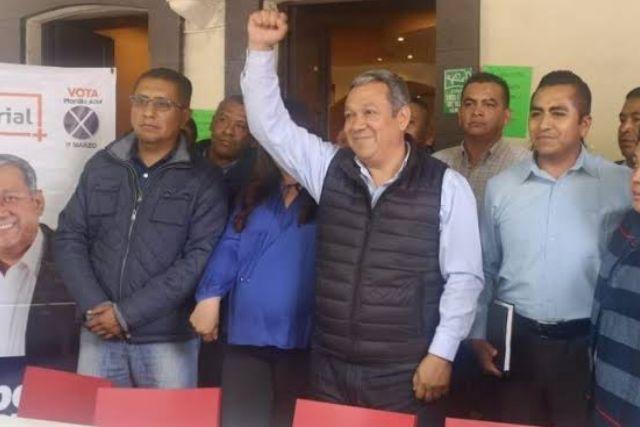 Adelanta Cutberto Chávez rumbo a dirigencia del SNTE