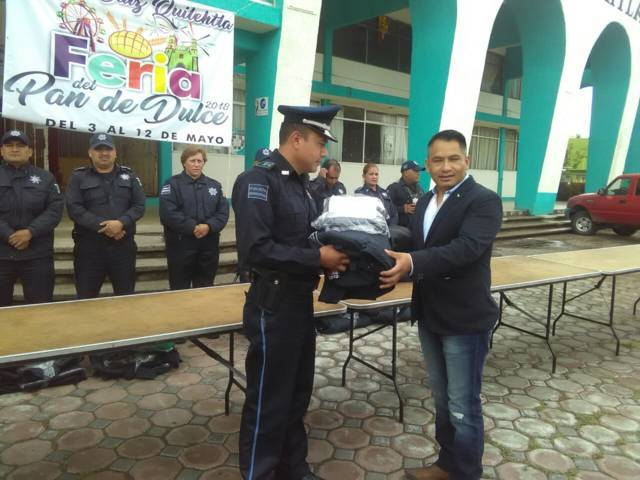 Una policía con las herramientas necesarias mejora su desempeño: Pérez Rojas