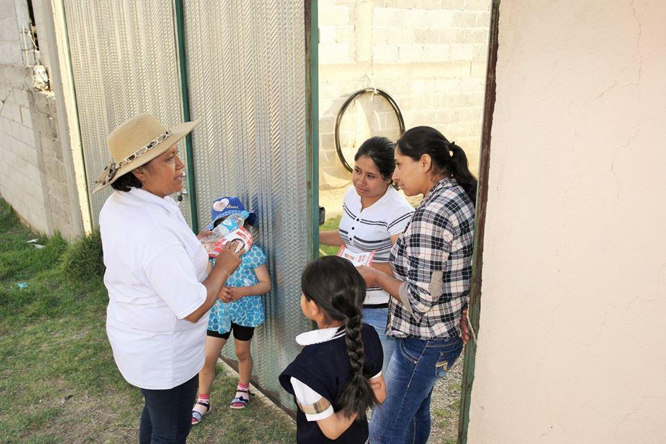 En el Congreso local seré una defensora de las mujeres: Isabel Saavedra
