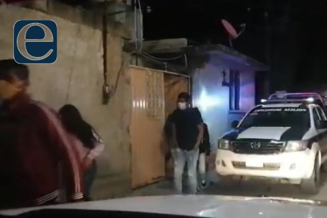 Suspenden fiesta clandestina en Huamantla con más de 100 menores