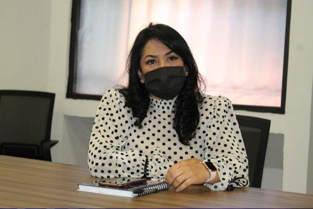 Diputada María Isabel dispuesta a competir por la alcaldía de Tepeyanco