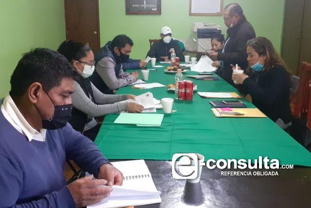 Ayuntamiento de Xiloxoxtla, transparenta el pago de sueldos a regidores