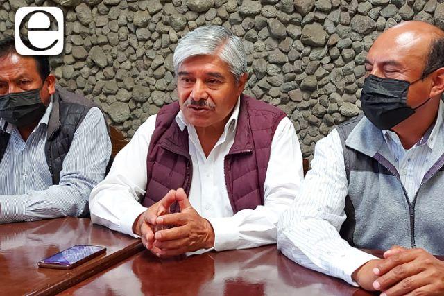 Gobierno y Congreso no han hecho nada por solucionar el conflicto de Xicohtzinco