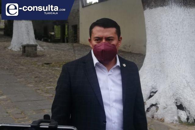 Rubén Terán descarta reelegirse; luchará para que Morena gobierne Tlaxcala