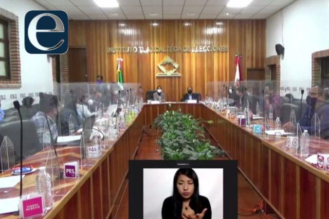 Entre inconformidades aprueban la lista de las 10 diputaciones plurinominales
