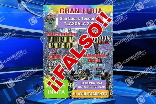 Ayuntamiento de Tecopilco pide abstenerse a difundir información falsa