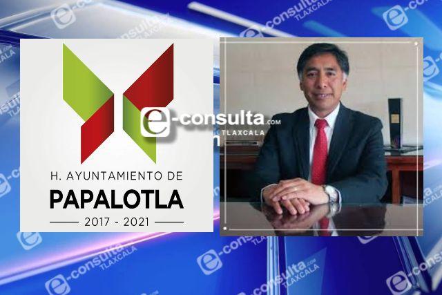 Alcalde de Papalotla está libre de COVID-19, la prueba fue negativa